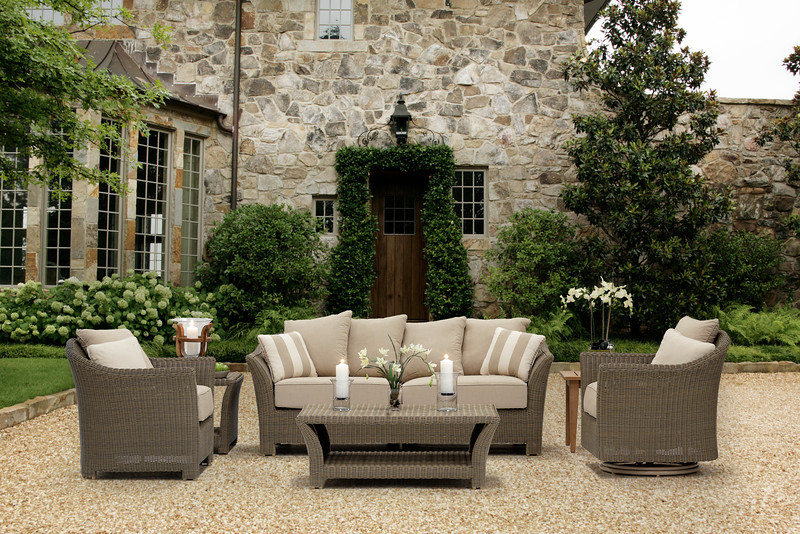 wicker calais seating - Best Outdoor Patio Furniture