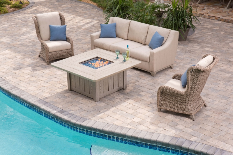 Wicker Carlisle fire - Outdoor Furniture Gallery Forest Acres Columbia Lexington