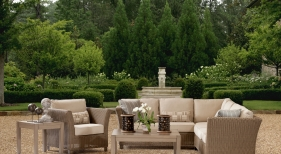 Wicker Alyssa Sectional