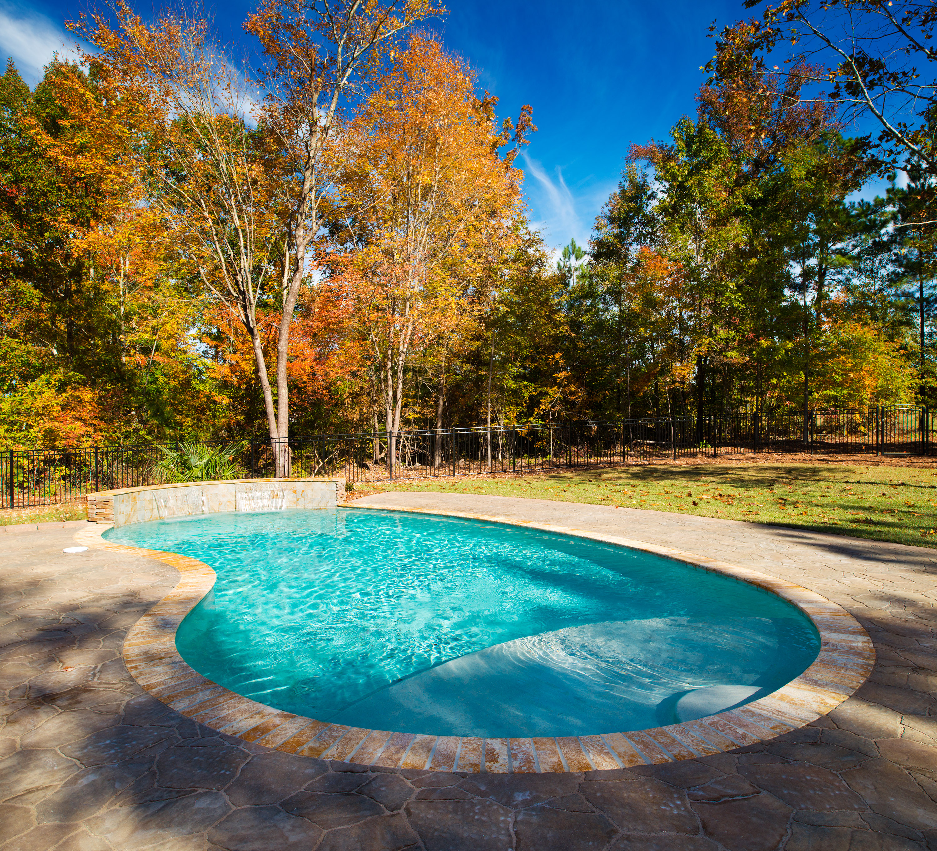 Pool Gallery Columbia Gunite Amp Vinyl Liner Lexington