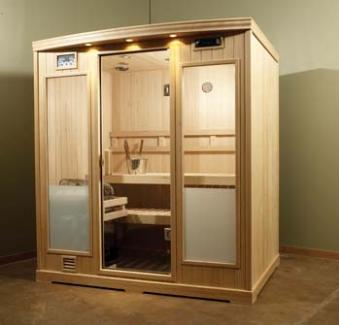 Traditional Saunas